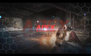 APEX英雄/吃鸡/FPS枪战游戏模板